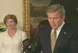 Still frame from: George W Bush 20041209_16_