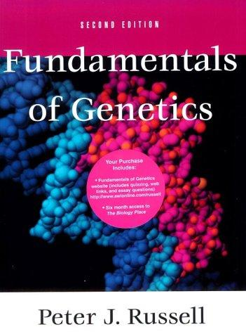 Download Fundamentals of Genetics (2nd Edition)