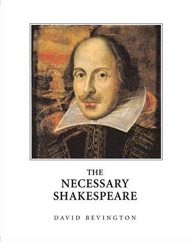 Download The necessary Shakespeare