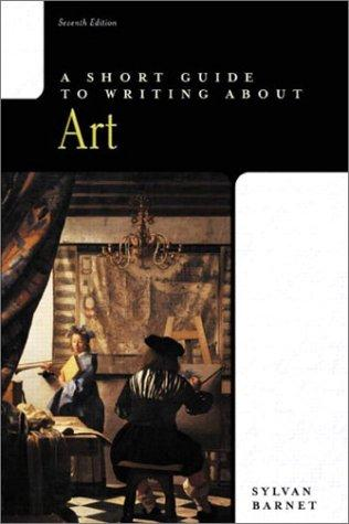 Download A short guide to writing about art