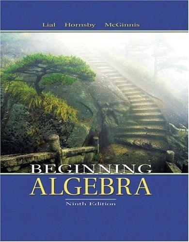 Download Beginning algebra.