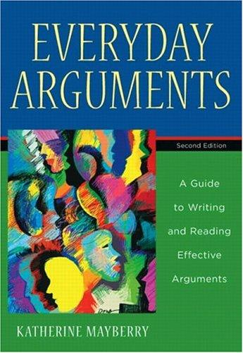 Download Everyday arguments