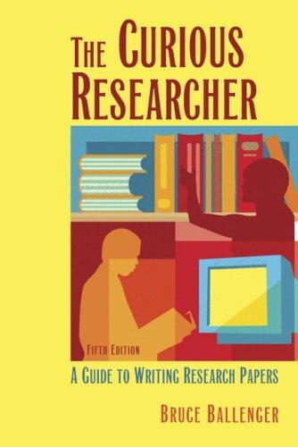 Download The Curious Researcher