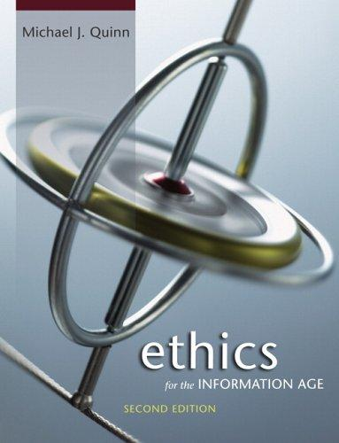 Download Ethics for the information age