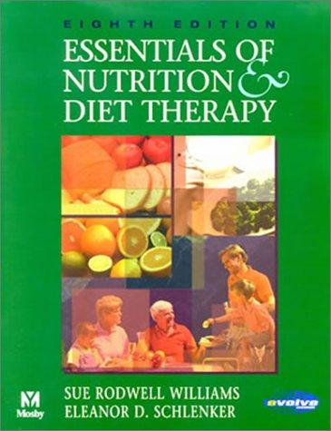 Download Essentials of Nutrition and Diet Therapy