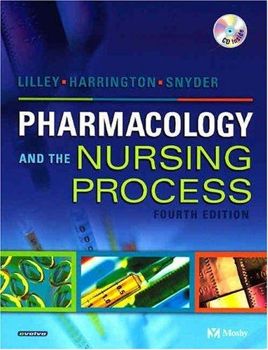 Download Pharmacology and the nursing process