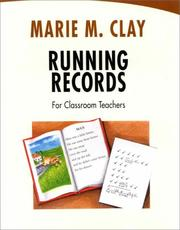 Running Records: For Classroom Teachers PDF Download