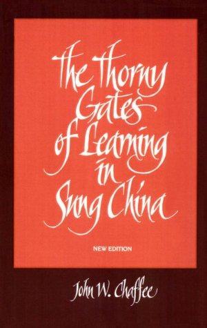 Download The thorny gates of learning in Sung China