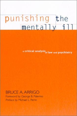Download Punishing the Mentally Ill