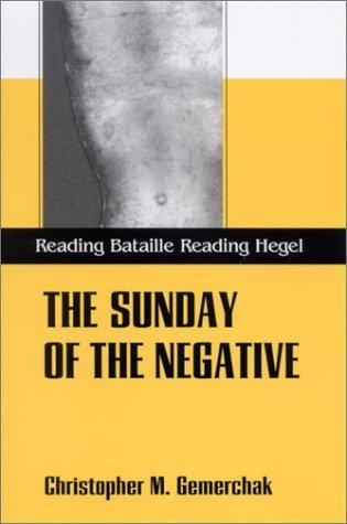 Download The Sunday of the Negative