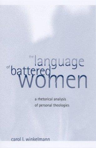 The Language of Battered Women