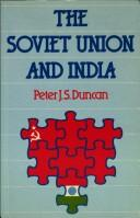 The Soviet Union and India