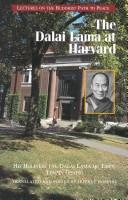 Download The Dalai Lama at Harvard
