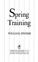 Download Spring training