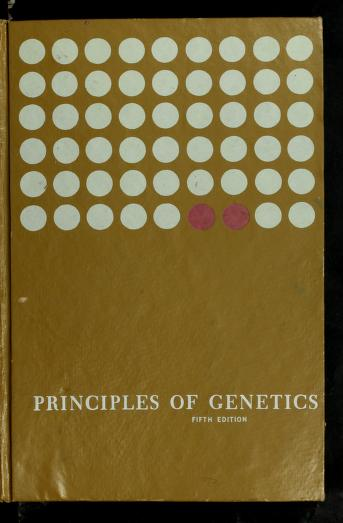 Principles of genetics by Edmund Ware Sinnott