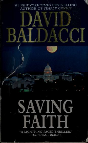 Cover of: Saving faith | David Baldacci