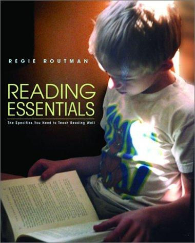 Image 0 of Reading Essentials: The Specifics You Need to Teach Reading Well