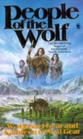 People of the Wolf by Kathleen O'Neal Gear