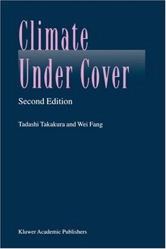 Climate under cover by T. Takakura
